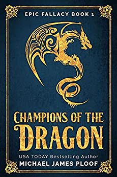 Champions Dragon Humorous Fantasy Fallacy ebook product image