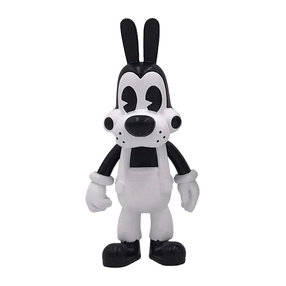 Boris The Wolf Vinyl Figure White Edition Bendy and the Ink Machine