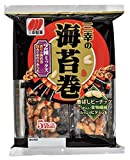 Sanko-Cubic-Rice-Cracker-with-Dried-Seaweed-85g-x-12Packs-Japanese-Poplar-Snack Sanko-Cubic-Rice-Cracker-with-Dried-Seaweed-85g-x-12Packs-Japanese-Poplar-Snack Sanko Cubic Rice Cracker with Dried Se