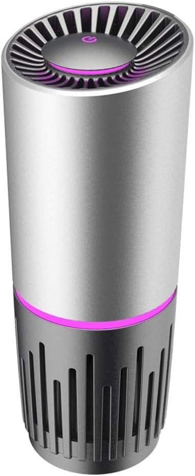 Coche purificador de aire del coche ambientador de aire del coche del anión for el automóvil oxígeno del purificador del aire del coche bar for eliminar las bacterias de humo de olor