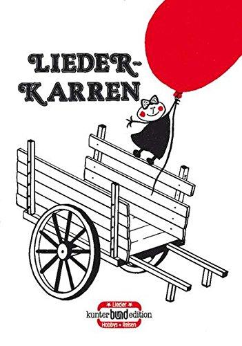 Liederkarren: Heft 3. Melodie-Ausgabe (mit Akkorden). (kunter-bund-edition)