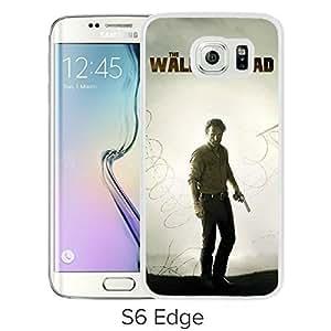 The Walking Dead 21 Samsung Galaxy S6 Edge White Phone Case