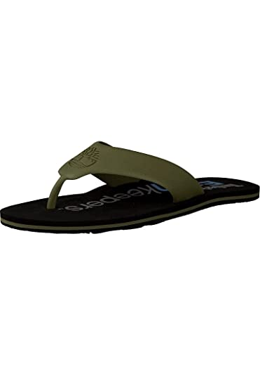 more photos 484da bc271 Timberland Men's Earthkeepers olive Flops, sandalen ...