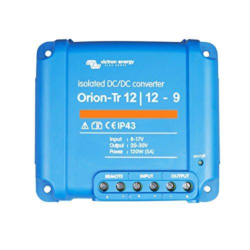 Orion dc-dc 12//12 isolation galvanique victron energy