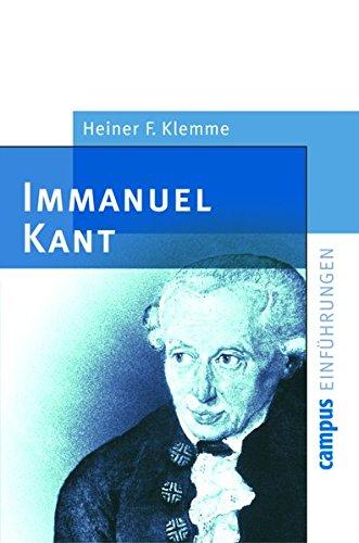 Download Immanuel Kant pdf epub