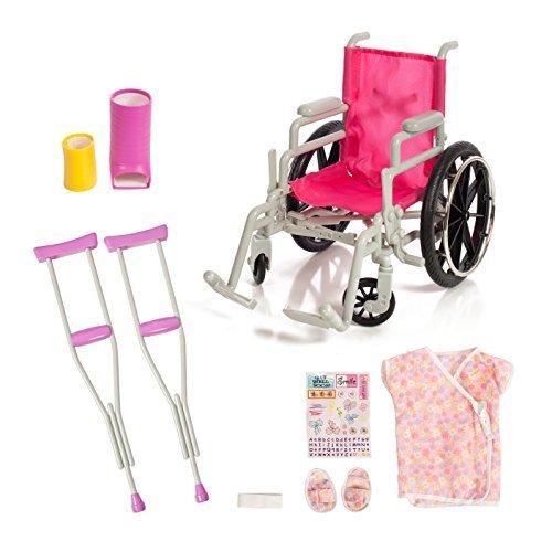 american doll wheel chair - 2