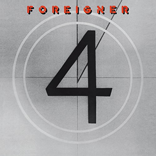 Vinilo : Foreigner - 4 (Holland - Import)