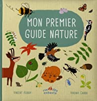 Mon premier guide nature par Vincent Albouy