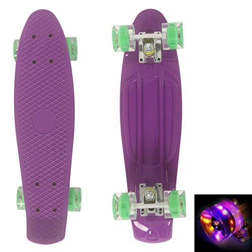 Ancheer Mini Complete Skateboard 22