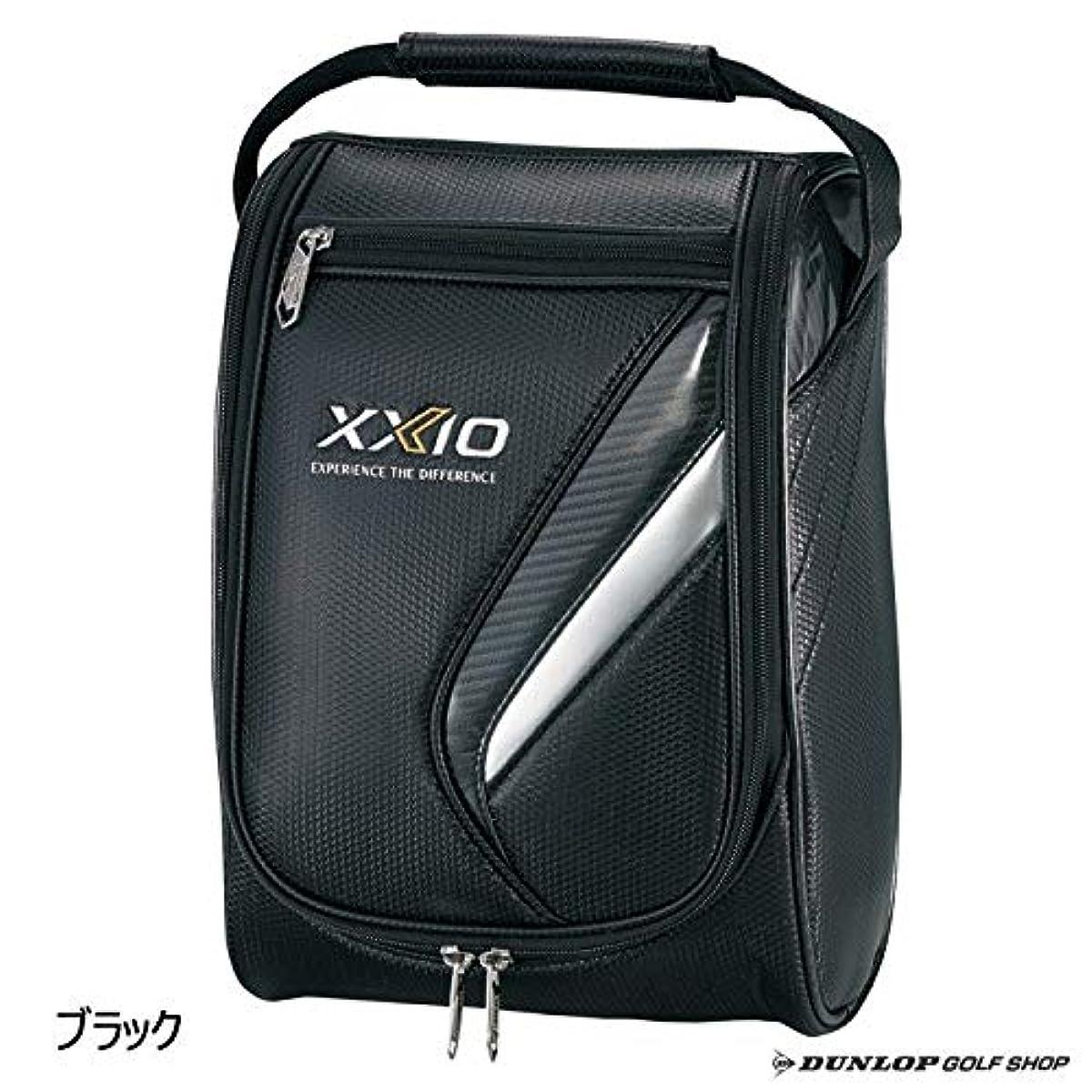 [해외] DUNLOP(던롭) 슈즈 케이스 XXIO 젝시오 슈즈 케이스 GGA-X109 블랙