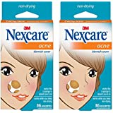 2 PACK Acne Cover, Gentle, Day or Night
