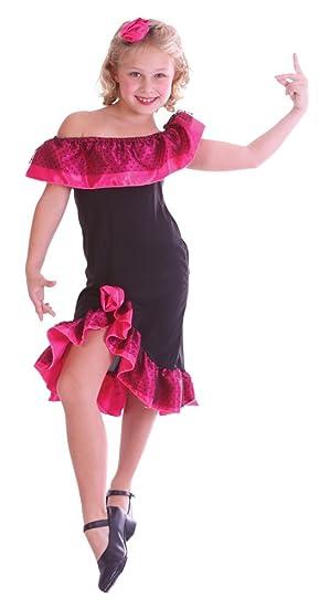 Bristol Novelty disfraz de Flamenco: Bristol Novelty: Amazon.es ...
