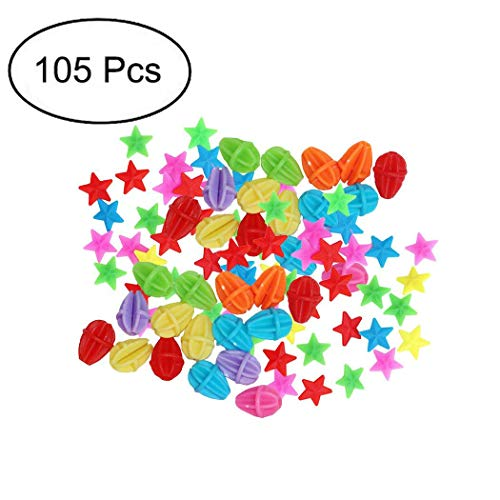 - TOPCABIN Bike Wheel spokes 105 PCS With Different Designs Cute Biking Accessories for Kids Colorful Bicycle Spokes Decorations Cool Cycling Gear Gift for Girls Spoke Beads