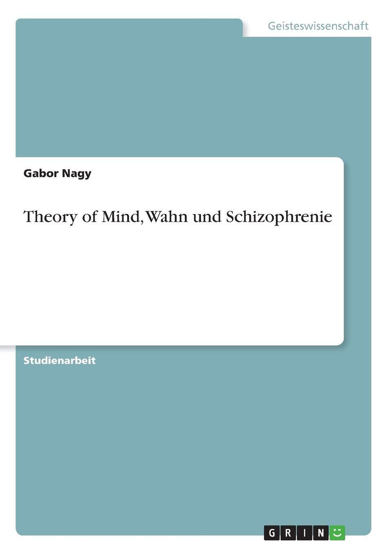 Schizophrenie (German Edition)