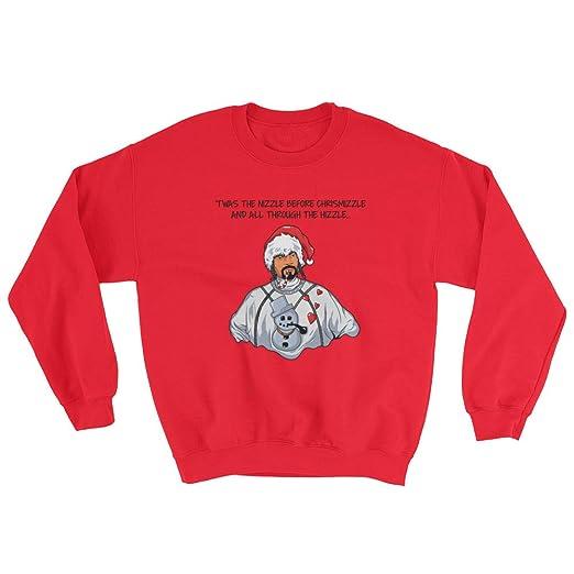 Amazoncom Brilliantee Snoop Dogg Christmas Sweater Snoop Dogg