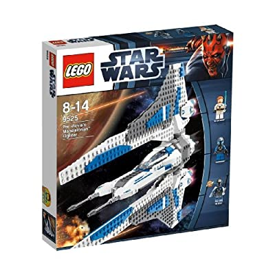 LEGO Star Wars Pre Vizslas Mandalorian Fighter Play Set: Toys & Games