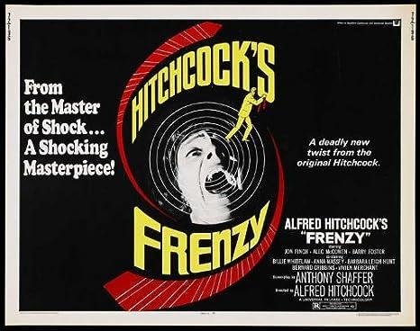 Amazon.com: Frenzy POSTER Movie (30 x 40 Inches - 77cm x 102cm ...
