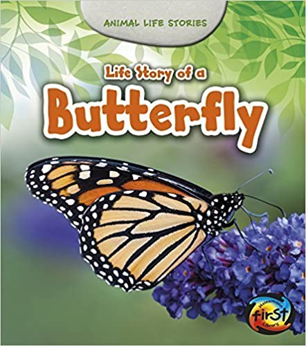 Book Life Story of a Butterfly (Animal Life Stories) by Charlotte Guillain (2014-07-01)