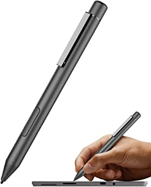 JDiction Surface Pen for Microsoft Surface Stylus with 1024 Levels of Pressure Compatible with Surface Pro X/7/6/5/4/3, Surface Go, Surface Book, Surface Laptop, Surface Studio, 1000hrs/Palm Rejection