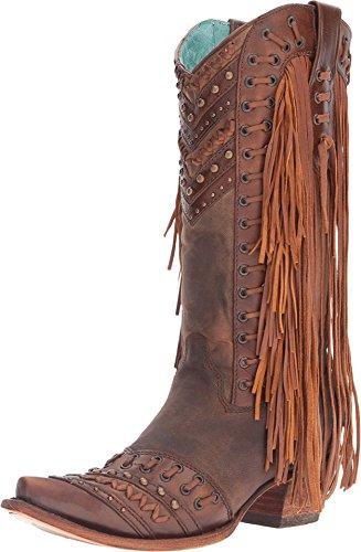 Corral Boots Womens C2986 Bruin / Bruin