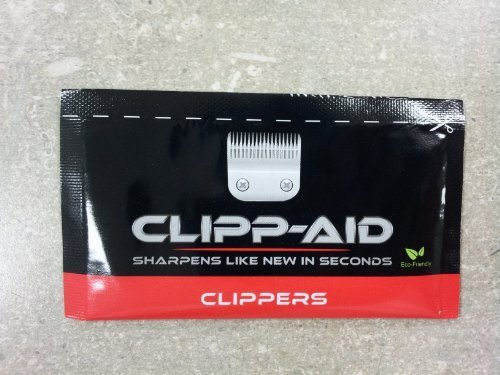 Sharpens Like New In Seconds CLIPP-AID (CLIPPERS) by Clipp-Aid