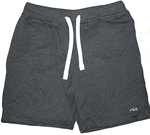 Fila Athletic Shorts - FILA Training Men's French Terry Shorts 8