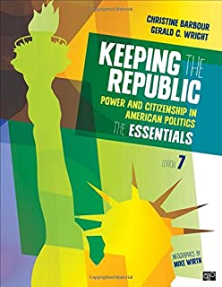 Keeping the republic 7th edition $40. 00 | picclick.