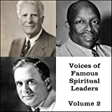 img - for Voices of Famous Spiritual Leaders: Volume 2 book / textbook / text book