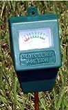 Indoor/Outdoor Moisture Sensor Meter, soil water monitor, plant care, garden,lawn