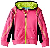 ASICS Little Girls' Long Sleeve Dynamic Hoodie