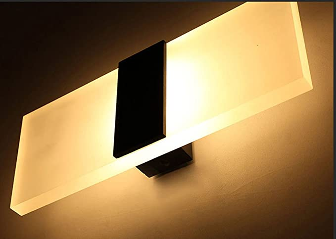 Lampada da parete a led zmh w applique a led applique da parete