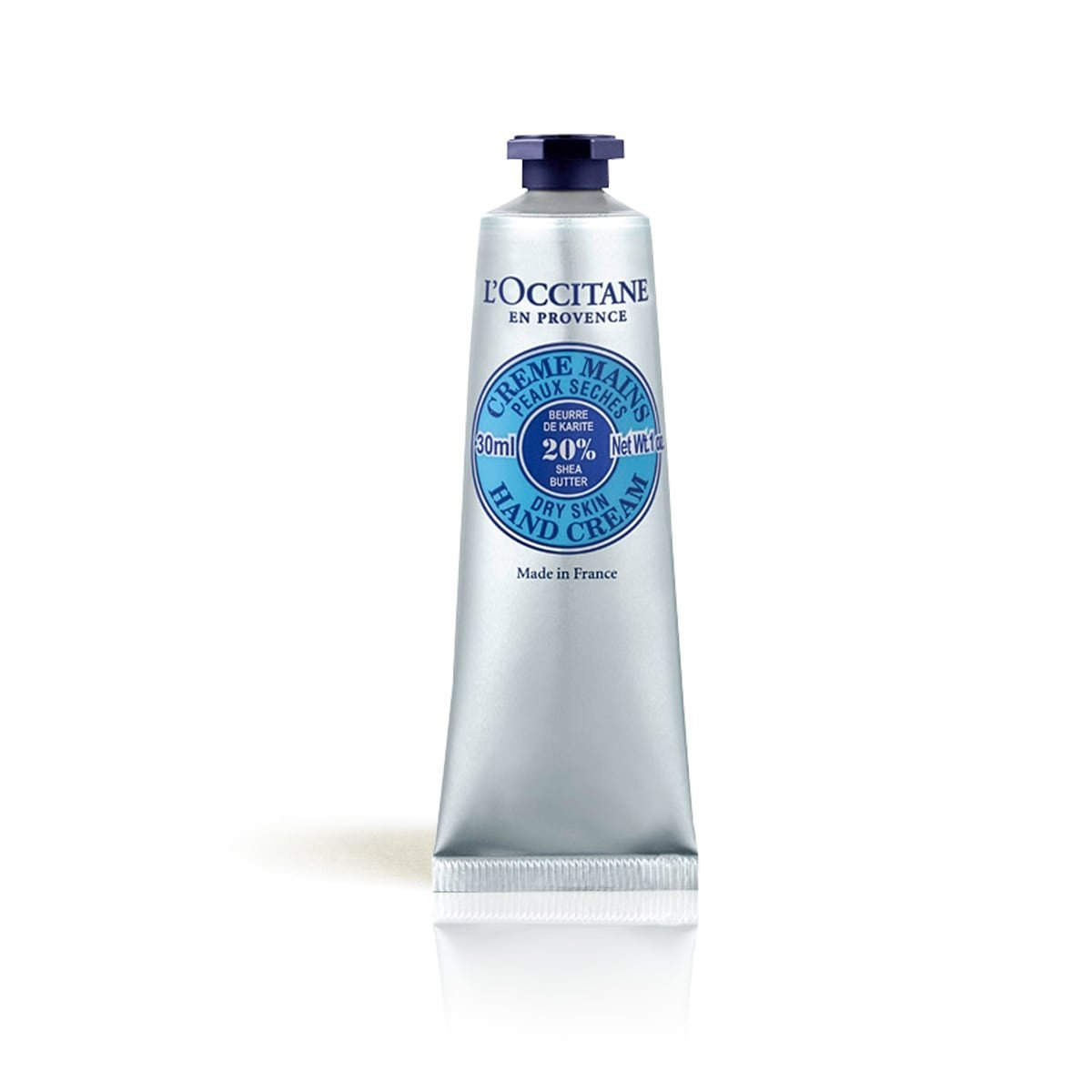 L'Occitane Fast-Absorbing 20% Shea Butter Hand Cream, 1 oz.