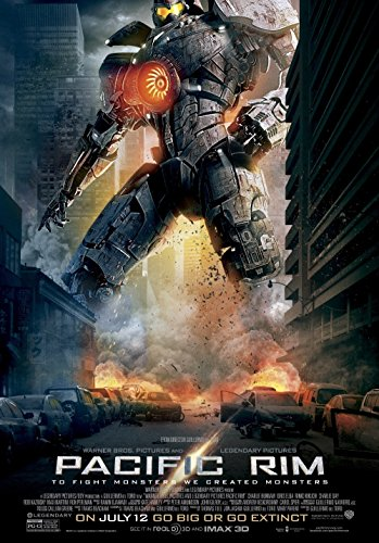 Pacific Rim movie poster family silk wall print 20 for sale  Delivered anywhere in Canada