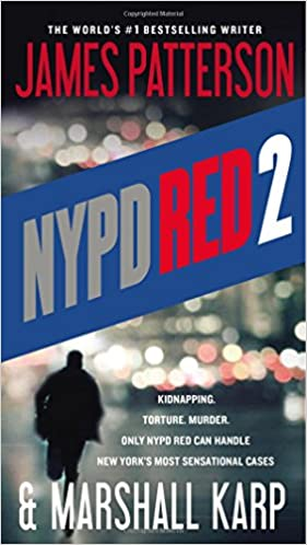 NYPD Red 2: James Patterson: Amazon com au: Books