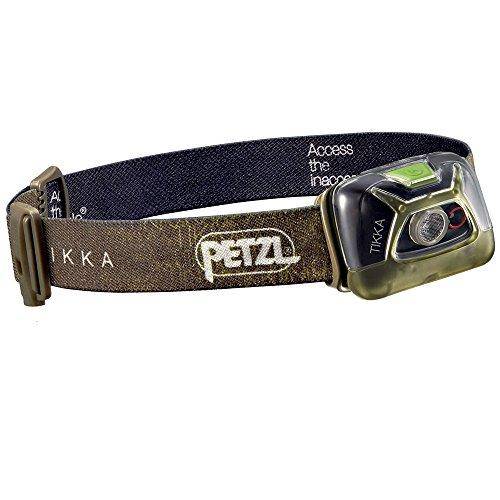 Petzl - TIKKA Headlamp, 200 Lumens, Standard Lighting