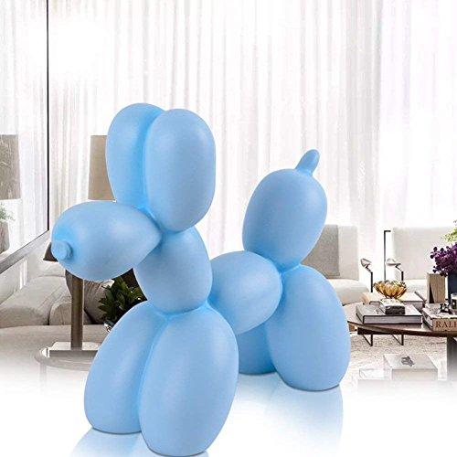 SED Decoraciones-nórdico Arte de la casa adorna la decoración Linda Creativa de la Ventana del Perro del Globo,B