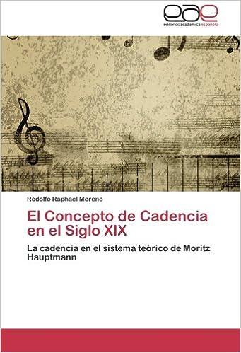 El Concepto de Cadencia en el Siglo XIX: La cadencia en el sistema teórico de Moritz Hauptmann