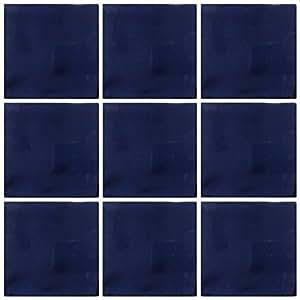 Ceramic Talavera Mexican Tile 4x4 Quot 9 Pieces Not Stickers
