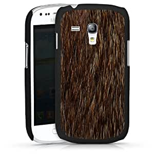 Carcasa Design Funda para Samsung Galaxy S3 Mini I8190 HardCase black - Winterfell
