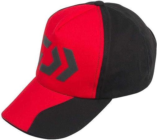 Cappello Berretto Cappellino da Sole Traspirante Traspirante con Visiera A Rete Ventilazione Regolabile Cappello da Sole Daiwa Maschera da Pesca AllAperto
