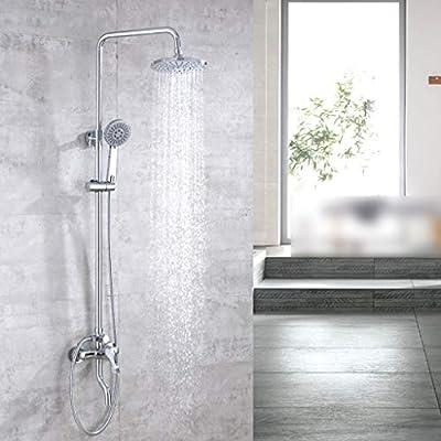WVX - Juego de Ducha y Ducha para baño, Ducha de Mano, Ducha ...