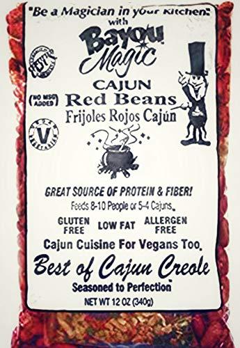 Bayou Magic Cajun Red Beans (6 count)
