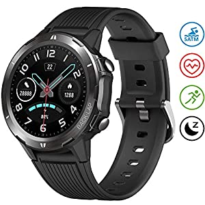 UMIDIGI Smart Watch,Uwatch GT Activity Tracker for iPhone and Android Phones, Smart Watch for Men with All-Day Heart…