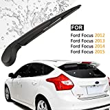 AUTOBOO For Ford Focus 2012-2015 Rear Windshield