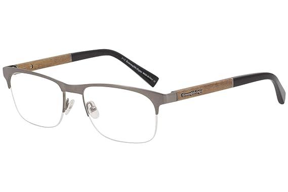 0d37d8d3e95e Image Unavailable. Image not available for. Color: Ermenegildo Zegna  Eyeglasses ...