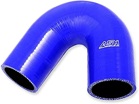 32mm ID Black Silicone Straight Reducing Hose AutoSiliconeHoses 45mm