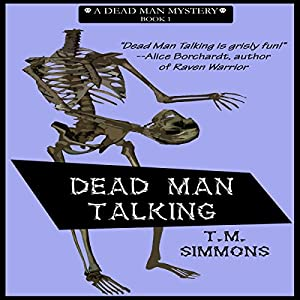 Dead Man Talking Audiobook