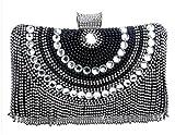 Clutch Diamonds Beaded Metal Evening Bags Chain Shoulder Messenger Purse Evening Wedding Bag