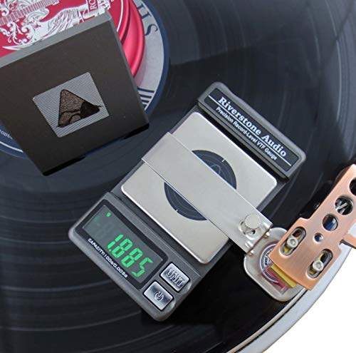 Riverstone Audio Record-Level Turntable