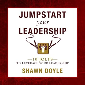 Jumpstart Your Leadership Audiobook